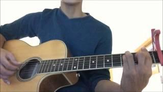 Hướng dẫn guitar đệm hát : Anh Không Sao Đâu ( Chi Dân )