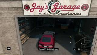 Watch Dogs Jay Leno´s Garage
