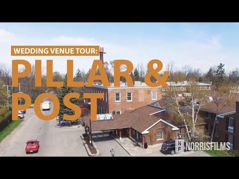 The Pillar And Post   Niagara On The Lake Wedding Venue Tour (Video Walkthrough!)
