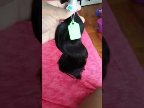 jaz jackson collection hair box opening