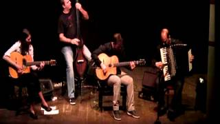 The Ghost Notes live in Teatro Del Sale Firenze