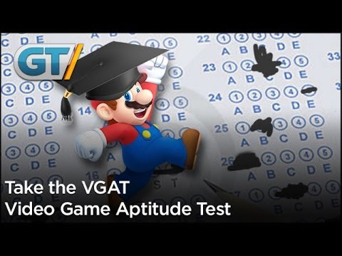 The Video Game Aptitude Test