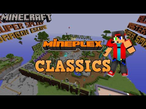 Mineplex Classics: Block Hunt - Stop Moving