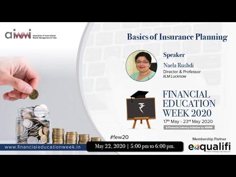 Basics Of Insurance Planning