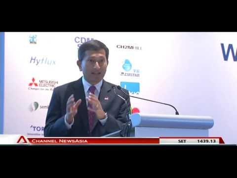 Dr Vivian Balakrishnan: Energy efficiency a critical concern for S'pore - 18Sep2013