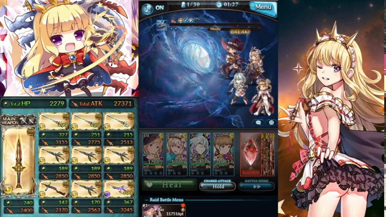granblue fantasy leviathan magna