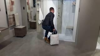 Novellini - обзор новинок ISH 2019 (душевые кабины, ванны, мебель для ванной) (santehimport.ua)