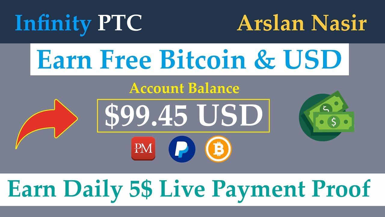 ptc payout bitcoin)