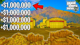 How To Make Over $1,000,000 EACH TIME In GTA 5 Online Doing This Money Method!