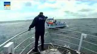 Müritz-Skipper auf Abwegen