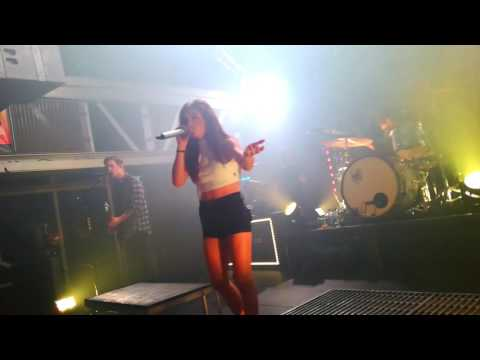 """Against The Current - """"Teenagers"""" Cover (Live at In Our Bones Tour - Glasgow)"""