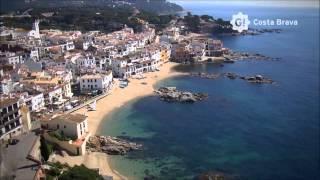 La Costa Brava vídeo promocional(Спасибо всем, кто подписался на мой канал http://www.youtube.com/user/jlbenzal Особое спасибо за
