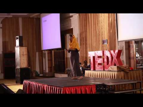 هل الاغتراب جريمة -Marwa Yousif at TEDxYouth@Khartoum
