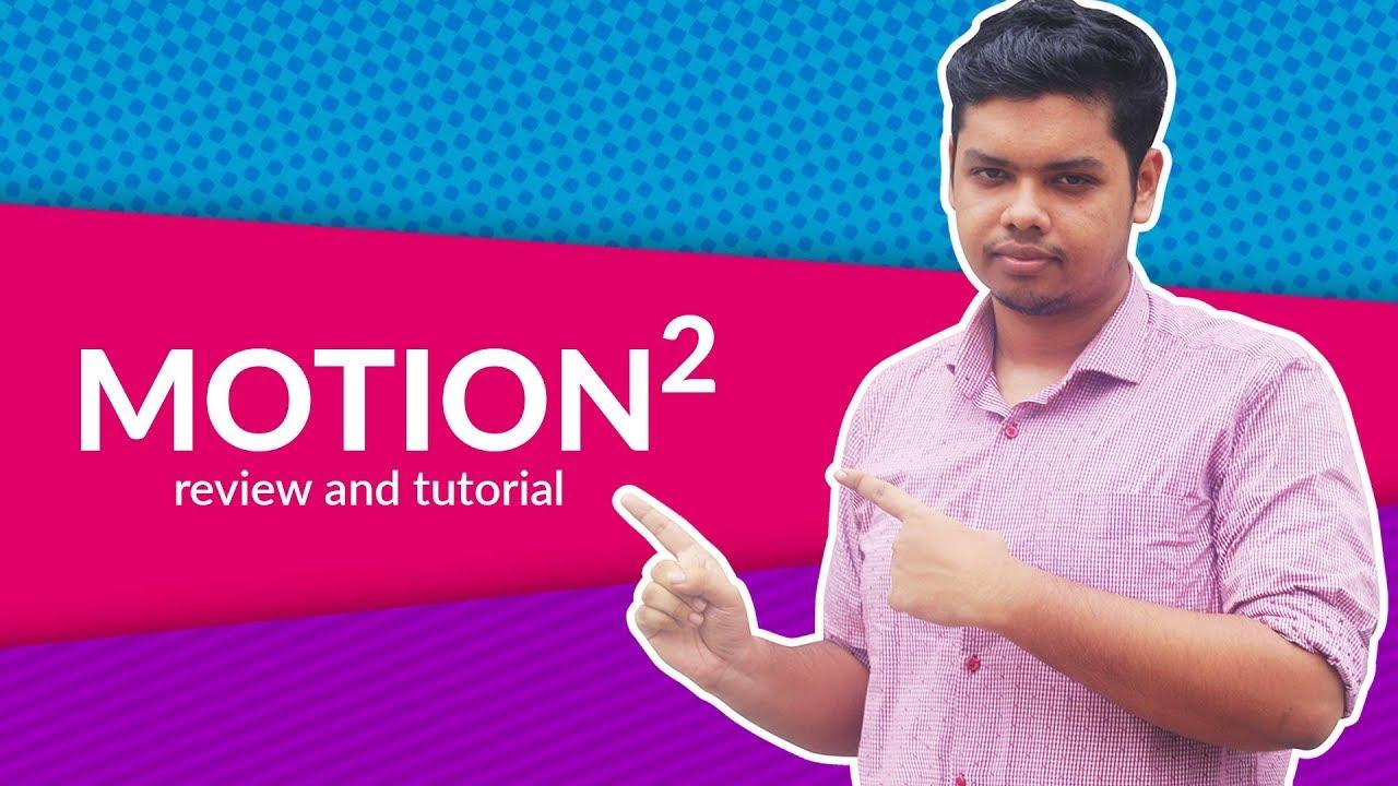 Motion V2 Script Review & Tutorial    How To Use Motion V2
