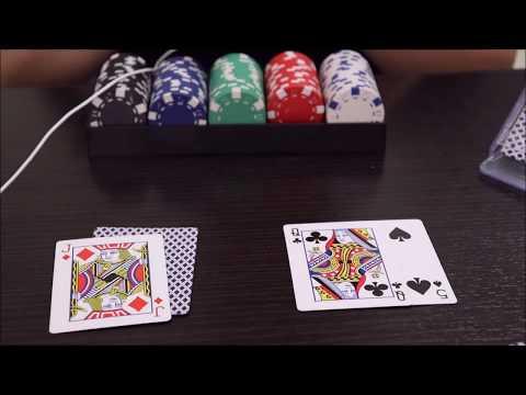 ASMR Blackjack How To Play Tutorial