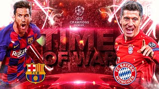 The video contains barcelona vs bayern munich promo ,and 2020 goals & highlights barcelo...