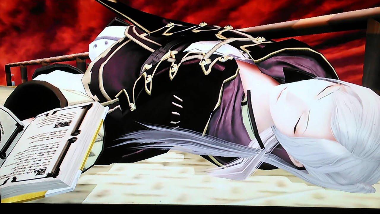SSB4 (Wii U) Robin (Female) on the Ground - YouTube