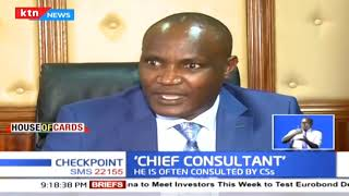 Is Raila Uhuru Kenyatta\'s \'Chief Consultant\' ?|House of Cards