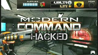 Game Android Modern Command apk | How to Get Unlimited money.