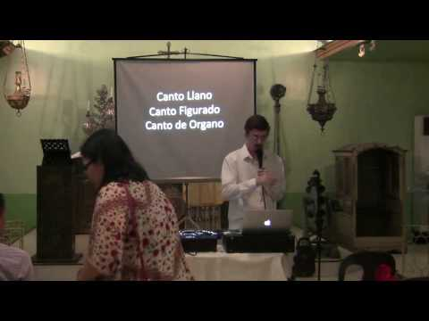 Liturgical Music in the Philippines - Spanish Colonial and American Periods