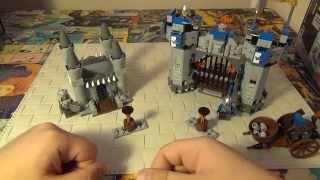 видео Купить Деревянный замок для рыцарей и принцесс - замок игрушечный, замок игрушка, купить игрушечные замки