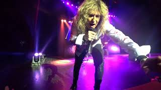 WHITESNAKE - Shut Up & Kiss Me@ LIVE IN MOSCOW 2019