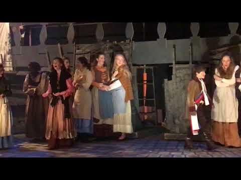 Students sparkle in memorable Les Misérables production