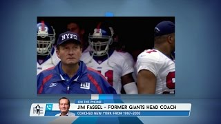 Former New York Giants Head Coach Jim Fassel on Coaching During The 9/11 Aftermath - 9/11/15