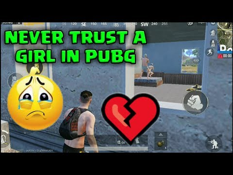 NEVER TRUST A GIRL IN PUBG :( | PUBG MOBILE SAD LOVE STORY IN BOLLYWOOD STYLE
