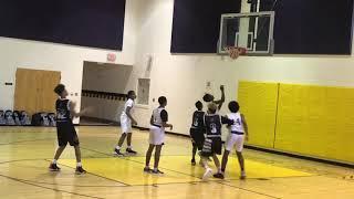 Team L.A.B. vs Nova Suns -Marvin Guthrie Coach Dayal