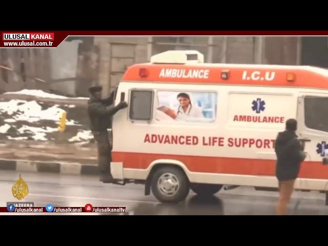 Hindistan Pakistan arasında karşılıklı ateş açıldı: Çok sayıda ölü var