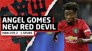 Shining Angel Gomes!   Manchester United 2-1 Spurs   United Review