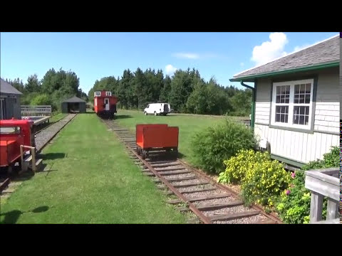 The Great PEI Railroad Station Hunt Day 2