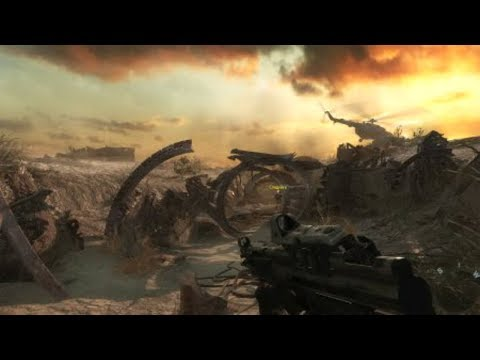 Amazing Stealth Mission in Russian Desert ! Call of Duty Black Ops