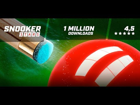 Snooker Stars Promo 1