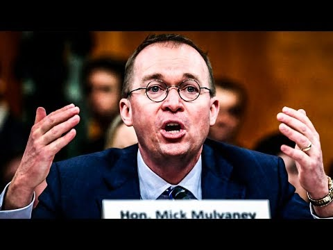 Mick Mulvaney TERRIFIED Of His Own Agency's Power