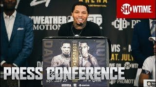 Davis vs. Nunez: Press Conference | SHOWTIME CHAMPIONSHIP BOXING