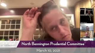 North Bennington Prudential Committee // 03/10/21
