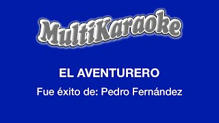 Multi Karaoke - El Aventurero