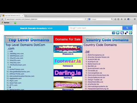 Top level domains and top level country code domains. Club Funk Ah 2 Music 1:16