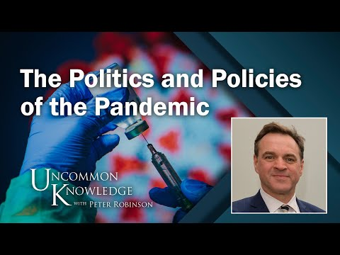 Doom: Niall Ferguson on the Politics and Policies of the Pandemic