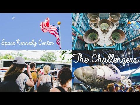 Orlando Florida Vlog Day 4: Space Kennedy Center Part 1