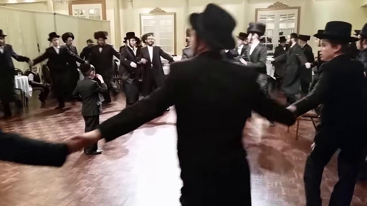 Танцы народов мира. Хасиды ( часть 2 )