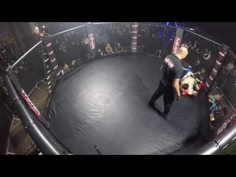 Ultra MMA | Manchester | Amer Perves Vs Tom Meoldy