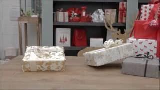Come confezionare un regalo natalizio di lusso - Tendenze 2016