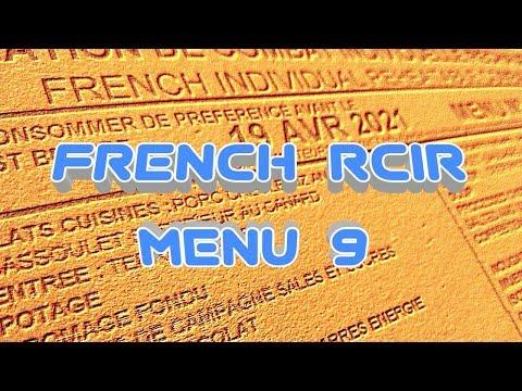French 24HR RCIR