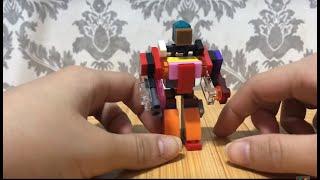 Cách lắp ráp robot bằng LEGO | TOY KINGDOM VKN | TOY KINGDOM
