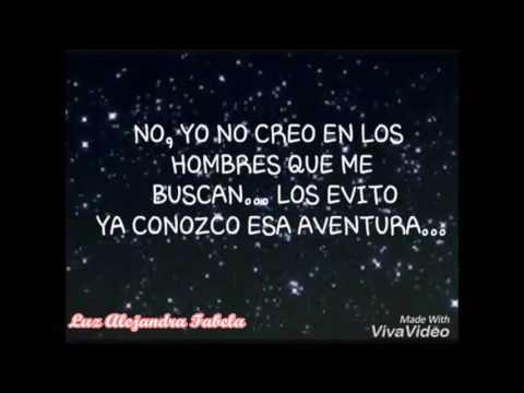 Karol Sevilla - Yo no creo en los hombres | Karaoke