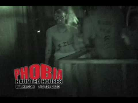 phobia haunted houses houston video v20 2009 2010 youtube - Phobia Halloween