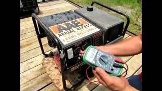 for sale baldor pc40h powerchief 4000 watt generator honda gx240 8 bidadoo com